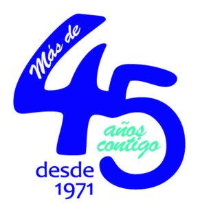 45 AÑOS KELLS Logo JPG
