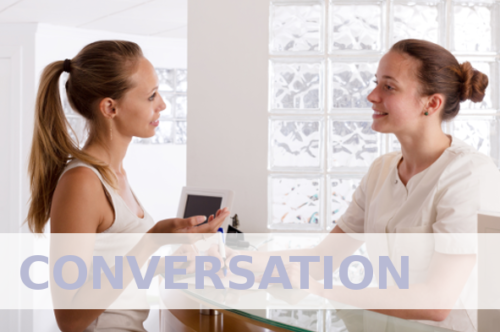 Conversation - Formación online